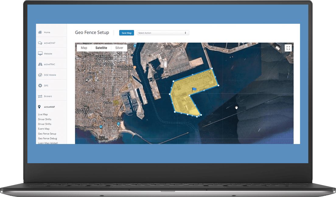 Profit Tools TMS Geofencing & Mapping